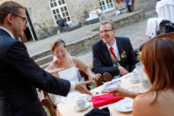Zauberer Hochzeit Hannover