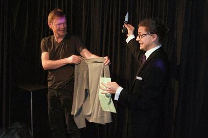 Simabu der Zauberer in Hannover